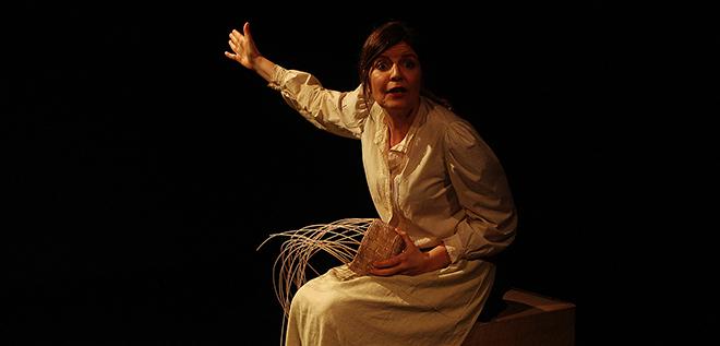 Verónica Pallini representando a Victoria en 'En alquler'